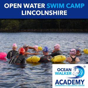 Ocean Walker 1 Day Open Water Swim Camp