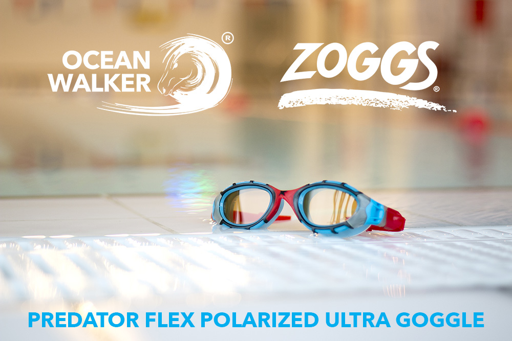 Zoggs Goggles Ocean Walker Limited Edition