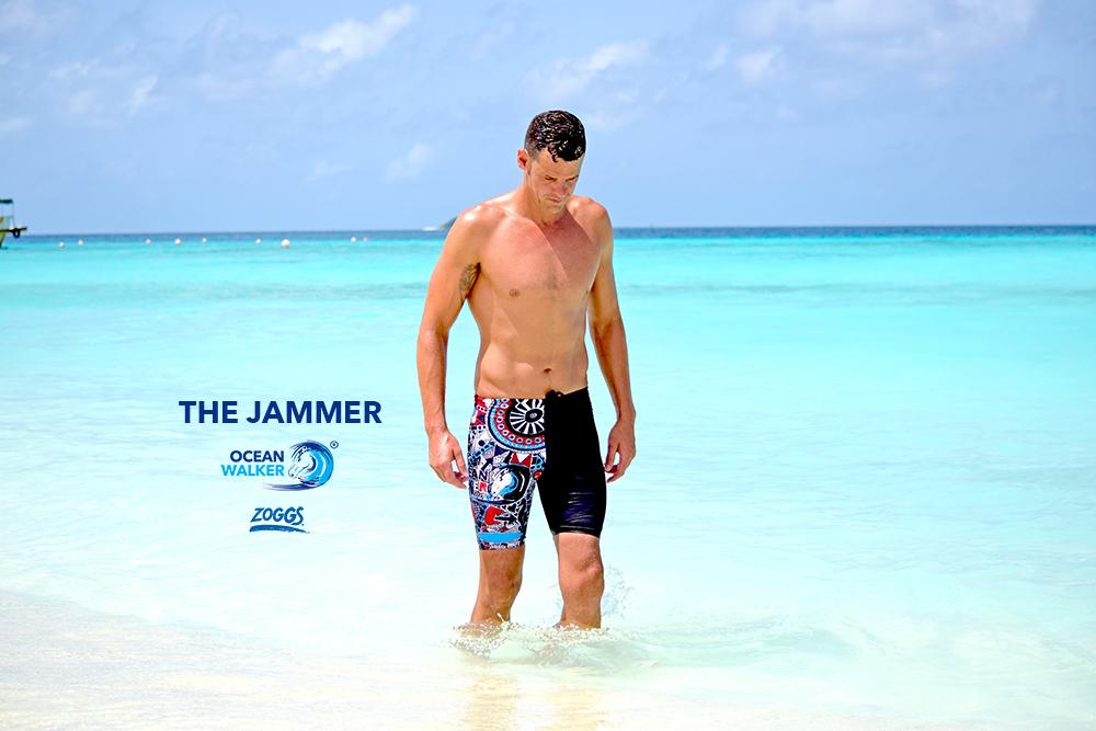 Adam Ocean Walker The Jammer with Zoggs