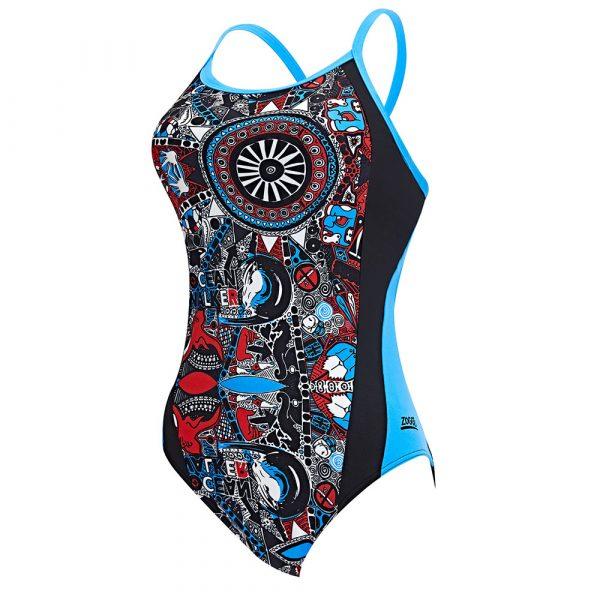 Ocean Walker Swimming Costume
