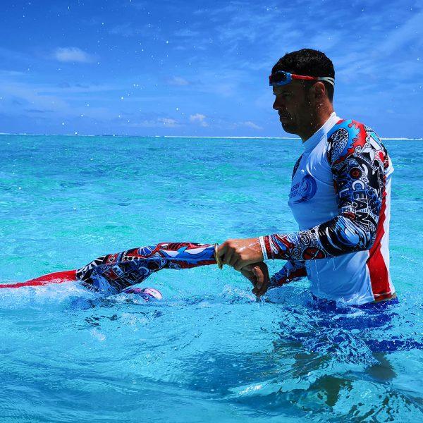 Swim top Ocean Walker