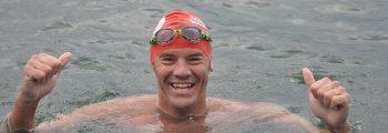 1st Brit to Swim The Oceans 7