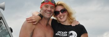 Ocean Walker goes LIVE
